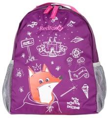 Рюкзак детский Redfox Quest II фиолетовый