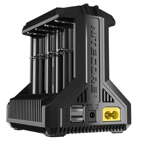 Зарядное устройство Nitecore i8 для Li-ion, NiMH аккумуляторов