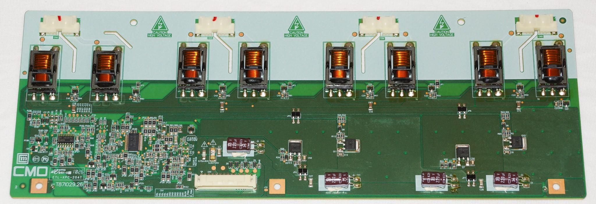 T87I029.26 инвертор телевизора MYSTERY