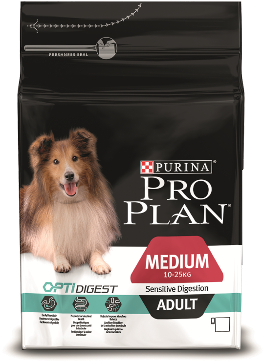 PRO PLAN Medium Adult Sensitive Digestion 7 кг