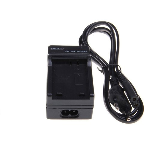 Зарядное устройство Canon LC-E10 / LC-E10E для LP-E10 EOS 1100D  EOS 1200D  EOS Kiss X50  EOS Rebel T3