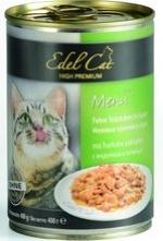 Edel Cat Консервы для кошек Edel Cat нежные кусочки в соусе, индейка, печень _file51ee25890ce1f_x150.jpg
