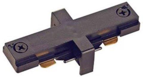 Прямой коннектор черный