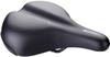 Картинка седло BBB saddle ComfortPlus relaxed saddle black - 1