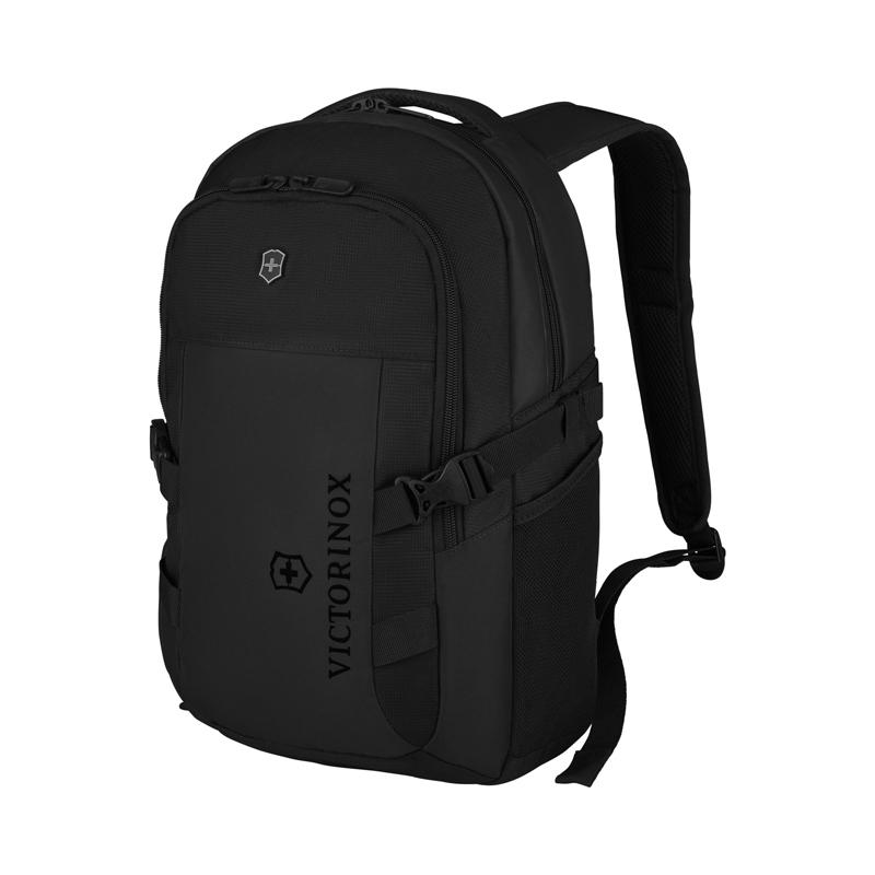 Рюкзак VICTORINOX VX Sport Evo Compact Backpack с отделением для ноутбука, цвет чёрный, полиэстер, 45x31x18 см., 20 л. (611416) | Wenger-Victorinox.Ru
