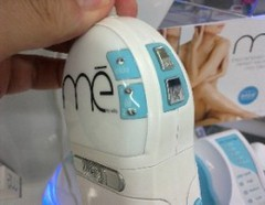 Эпилятор Tanda Me My Elos с лампой Quartz на 100 000 вспышек.