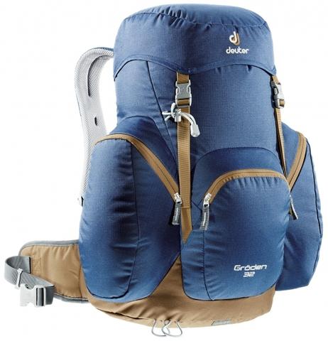 Картинка рюкзак туристический Deuter Groden 32 Midnight-Lion - 1