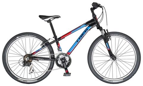 Trek MT 220 Boys (2015)черный с синим