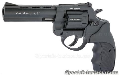 Револьвер Сталкер под патрон флобера 4мм черный