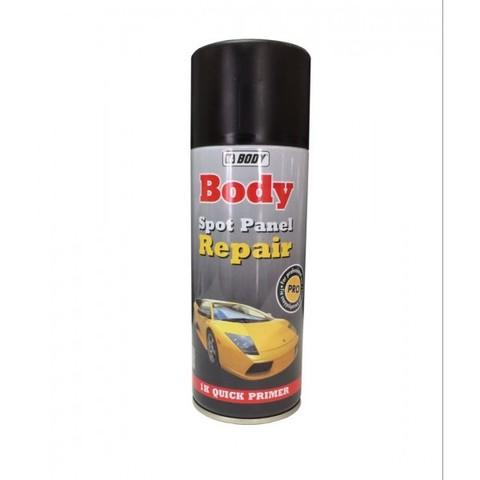Body Грунт черный 1К д/точечного ремонта (спрей) 400мл