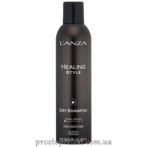 L'anza Healing Style Dry Shampoo – Сухий шампунь