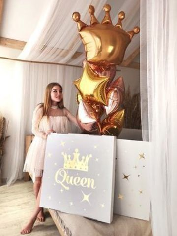 Коробка сюрприз Королева