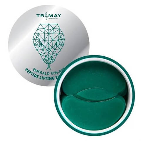 TRIMAY Патчи с пептидом змеи Emerald Syn-Ake Peptide Lifting Eye Patch