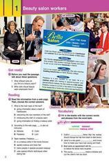 Career Paths. Beauty Salon. Student's Book with DigiBooks Application (Includes Audio & Video) Салон красоты. Учебник с ссылкой на электронное приложение
