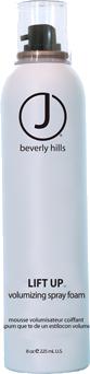 Спрей-мусс для объема J BEVERLY HILLS Lift Up 225 мл