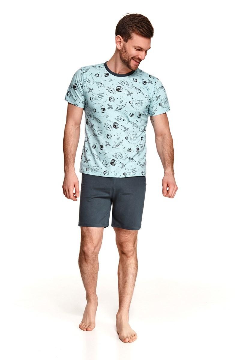 Пижама мужская с шортами TARO 072 SS21 MAX