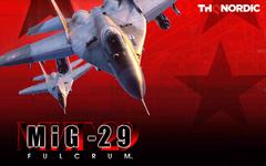 MiG-29 Fulcrum (для ПК, цифровой ключ)