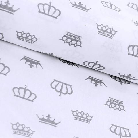 Бязь плательная б/з 150 см 1695/17 цвет серый