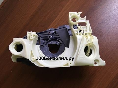 Корпус двигателя (Картер)  Oleo-Mac CG35