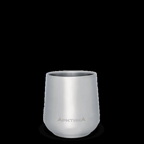 Кружка Арктика (0,22 литра), стальная