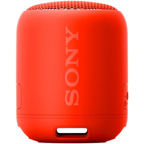 Портативная акустика Sony SRS-XB12/RC красный