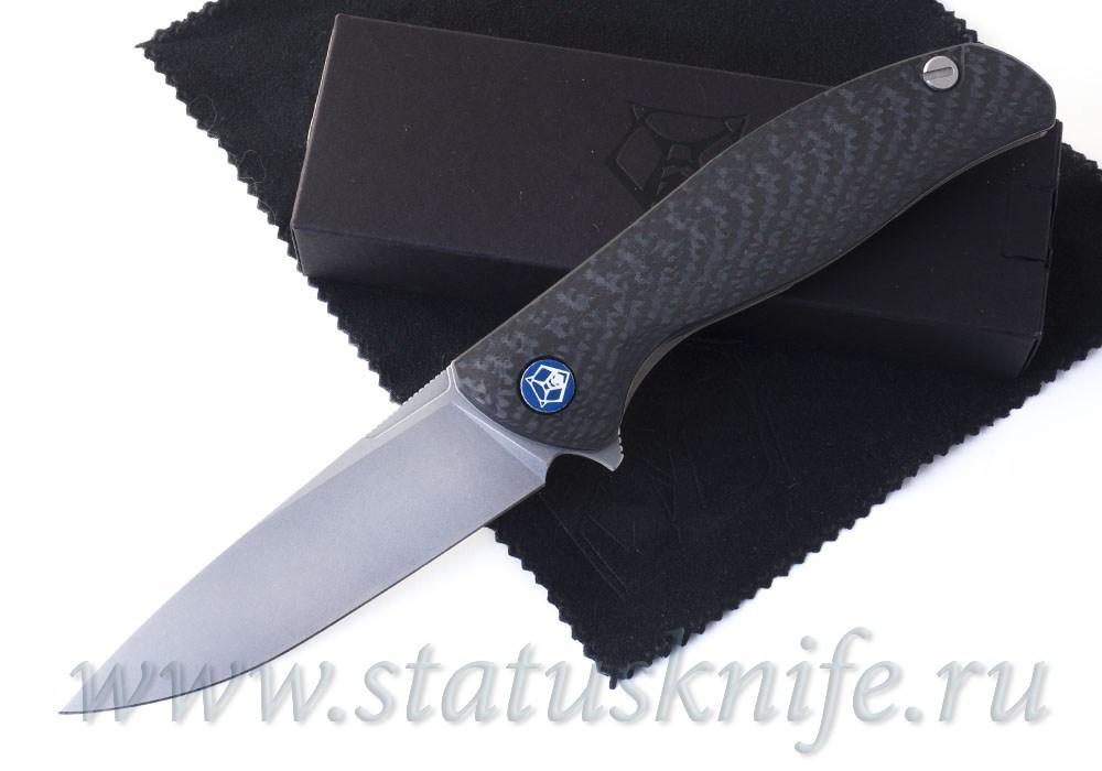 Нож Широгоров Ф3 Vanax 37 Карбон