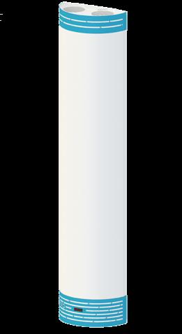 Облучатель-рециркулятор бактерицидный ОБР-30/2Н-«Мед ТеКо» (настенный)