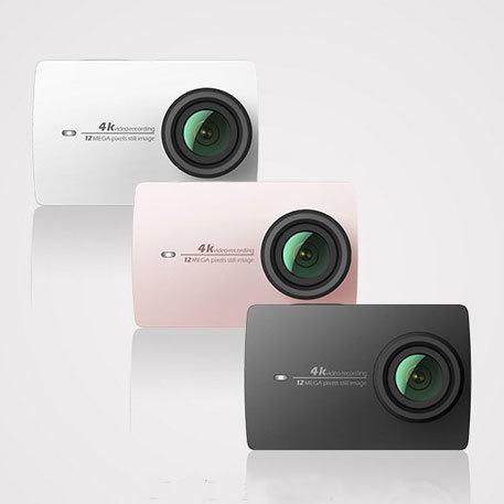 Xiaomi Yi 4K 2 International Version Black