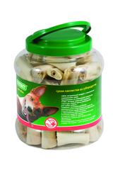 Лакомство для собак TitBit Голень баранья малая 4,3 л (банка)