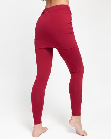 Тайтсы женские c юбкой YogaDress
