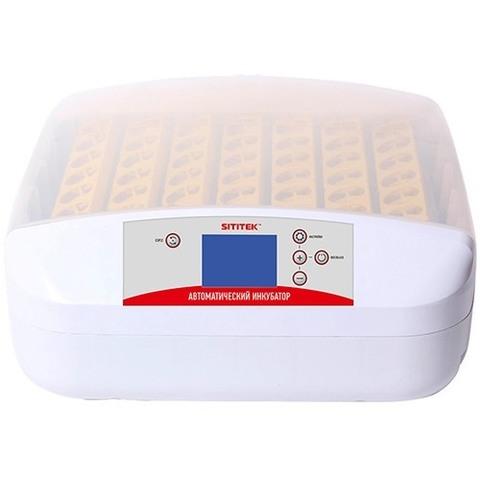 Цифровой инкубатор с терморегулятором, гигрометром и автопереворотом яиц