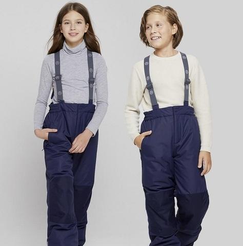 Premont брюки зимние WP73782 BLUE