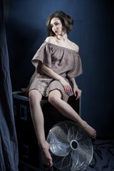 Рогнеда. Платье женское PL-1491