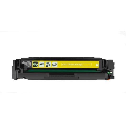 Совместимый картридж W2412A - 216A желтый для Hewlett Packard LJ PC M182/M183 (850 стр) без чипа!