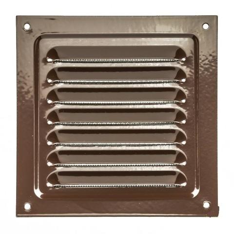 1212МЭ, Решетка металлическая, коричневая