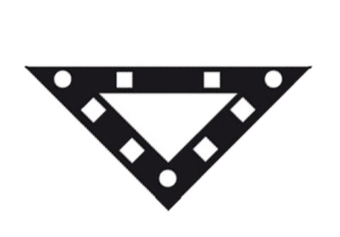 Железнодорожный знак «Опустить нож, открыть крылья»