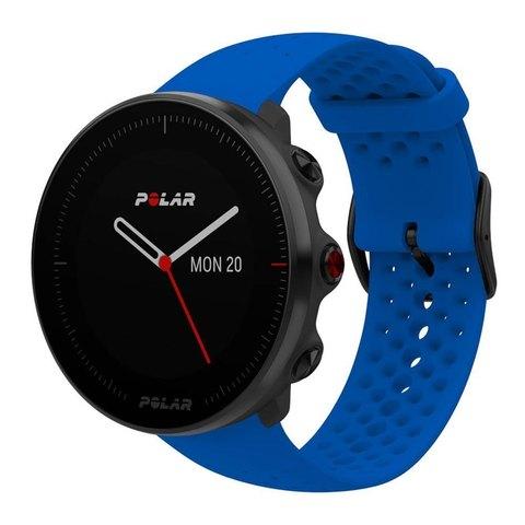Универсальные спортивные часы POLAR Vantage M, цвет: синий