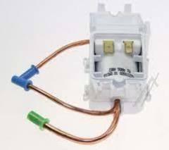 Клапан электромагнитный холодильника Whirlpool 317869