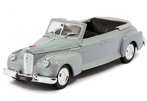 ZIS-110B gray 1:43 DeAgostini Auto Legends USSR #108