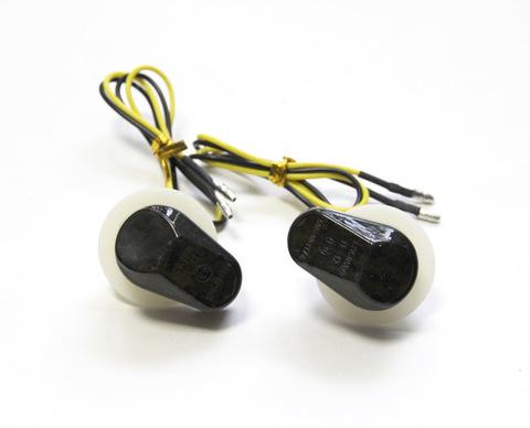 Поворотники-капельки универсальные светодиодные для Yamaha