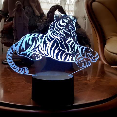 Ночник Тигр