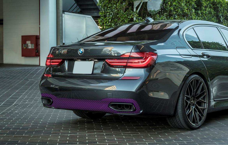 Карбоновый диффузор  для BMW 7 G11
