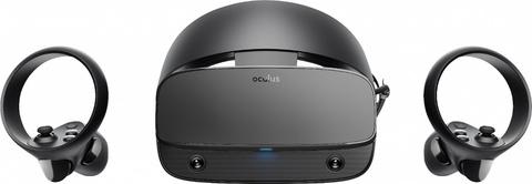 Шлем виртуальной реальности Oculus Rift S, черный