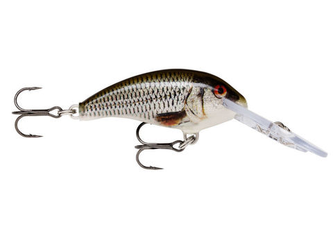 Воблер RAPALA Shad Dancer 4 см, 5 г, цвет ROL
