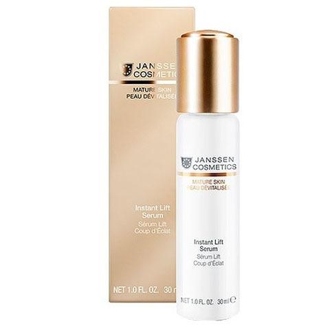 Janssen Mature Skin: Anti-age лифтинг-сыворотка для лица мгновенного действия с комплексом Cellular Regeneration (Instant Lift Serum)