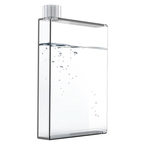 Фляга Asobu My pad bottle (0,475 литра), прозрачная