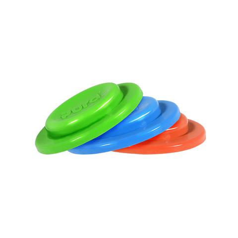 Силиконовые диски для бутылок PURA (3 цвета в наборе)