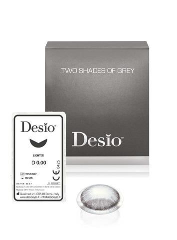 Серые линзы Desio™ TWO SHADES OF GREY - Lighter