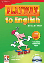 Playway to English (Second Edition) 3 Teacher's...