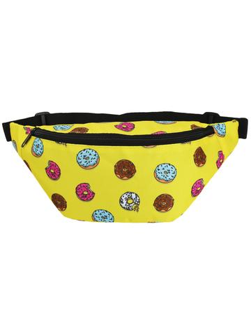 Поясная сумка Пончик